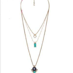 Chloe and Isabel capri necklace